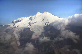 Mount Elbrus ascent