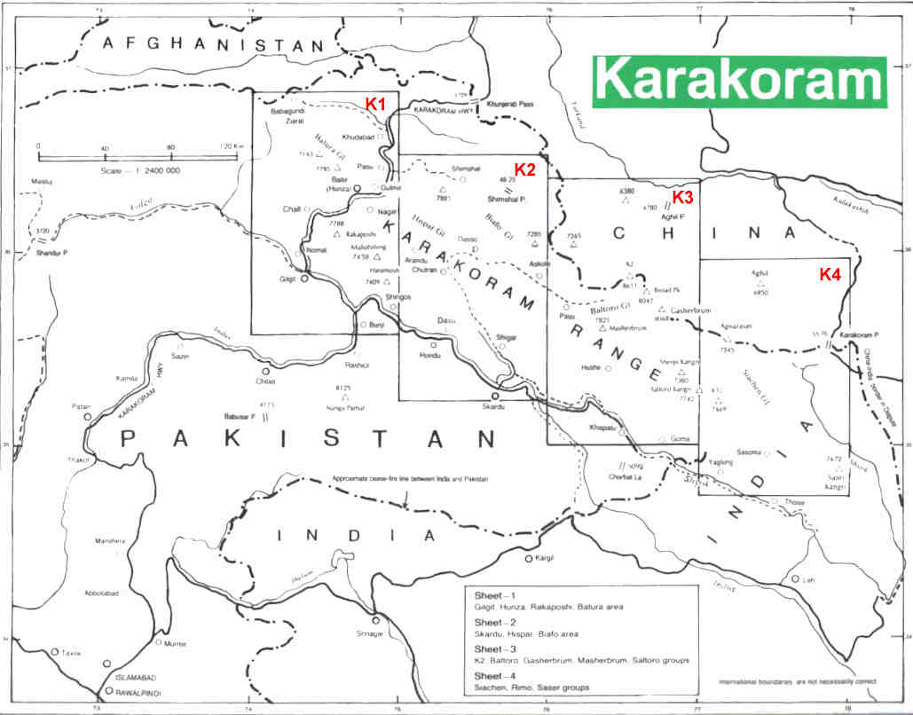 Karakoram Maps on yuan dynasty on map, vienna on map, khotan on map, delhi on map, kiev on map, timbuktu on map, la venta on map, malacca on map, paris on map, moscow on map, kunlun mountains on map, golden horde on map, tiwanaku on map, sigiriya on map, l'anse aux meadows on map, tanis on map, cahuachi on map, marco polo on map, seville on map, samarkand on map,